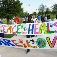 International Day of Peace Walk