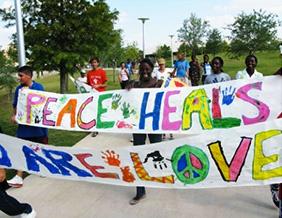 International Day of Peace Walk
