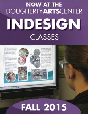 Creating with Adobe InDesign