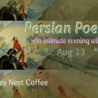 Persian Poetry Night: An Intimate Evening with Ahmad Shamloo