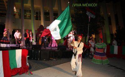 iViva Mexico!