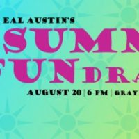Austin Emerging Arts Leaders Summer Fundraiser