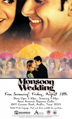 Monsoon Wedding film screening
