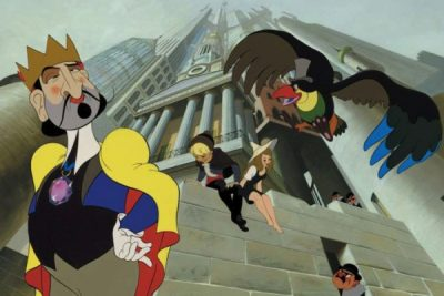 AFS Presents: THE KING AND THE MOCKINGBIRD (Fr)