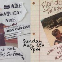 Sadie Saturday Night and Florida Twilight