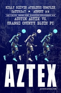 Austin Aztex vs. Orange County Blues FC