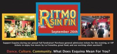 Ritmo Sin Fin: Esquina Tango 4th Annual Fundraiser