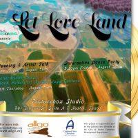 Let Love Land!