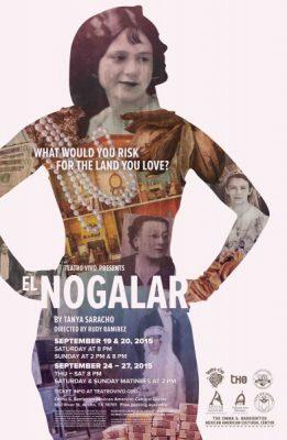 Teatro Vivo presents El Nogalar