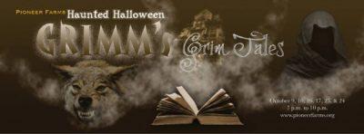 Pioneer Farms Haunted Halloween