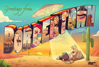 Breakfast Taco Tuesday: Bordertown viewing with Gu...