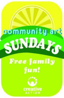 Community Art Sunday Kickoff