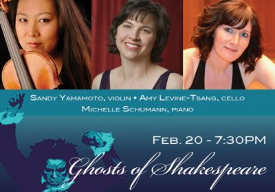 Ghosts of Shakespeare