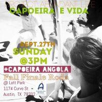 Capoeira E Vida