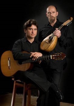 Classical Mandolin Society of America - Mandolin & Guitar Night