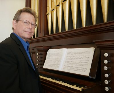"La Follia Austin Baroque presents ""Organ Concertos with Strings Performed on an Historic Instrument"""