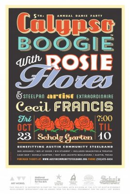 5th Annual Calypso Boogie