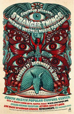 Stranger Things:  The Art of Mishka Westell