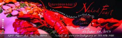 Salvador Dali's Naked Feast