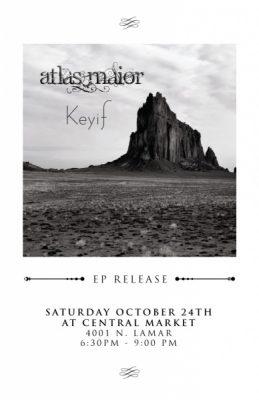 Atlas Maior Keyif EP Release Party