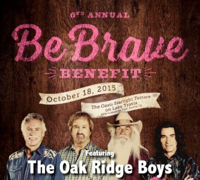 6th Annual Be Brave Benefit Concert