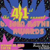 41st Annual B. Iden Payne Awards Ceremony