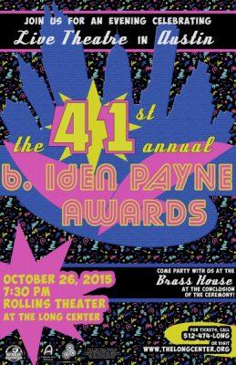 41st Annual B. Iden Payne Awards Ceremony