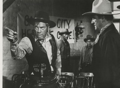 Western Film Series: The Man Who Shot Liberty Valance