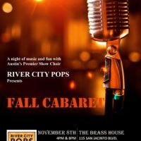 River City Pops Fall Cabaret