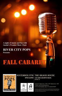 River City Pops Fall Cabaret