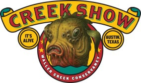Creek Show 2015 - The Annual, FREE event presented by Waller Creek Conservancy