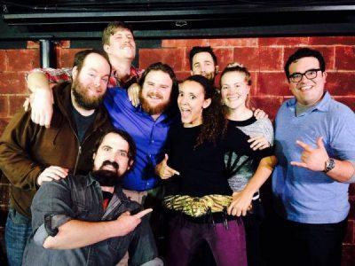 Improv at ZACH Second Sunday Comedy Showcase