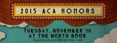 3rd Annual ACA Honors