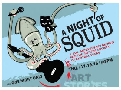 A Night of Squid (benefit)