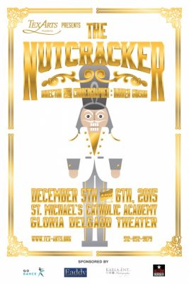 8th Annual production of The Nutcracker