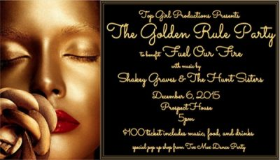 The Golden Rule Party