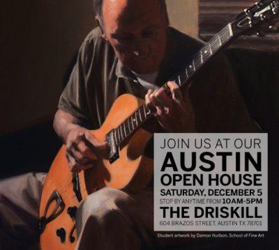Academy of Art University's Austin Open House
