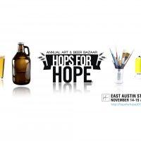 Hops for HOPE: Annual Art & Beer Bazaar