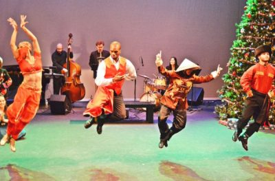Of Mice and Music: A Jazz Nutcracker