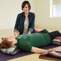 Yoga Therapy for Stress Management with Whitney YOGA + WORKSHOP