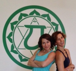 New Year's Stress Solution with Lisa Feder and Kimberly Wharton YOGA + EVENT