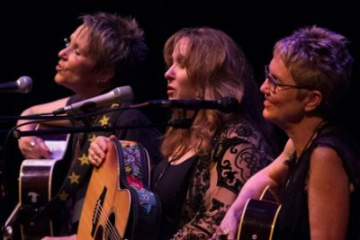 Three Women & the Truth (Eliza Gilkyson, Mary Gauthier, & Gretchen peters)