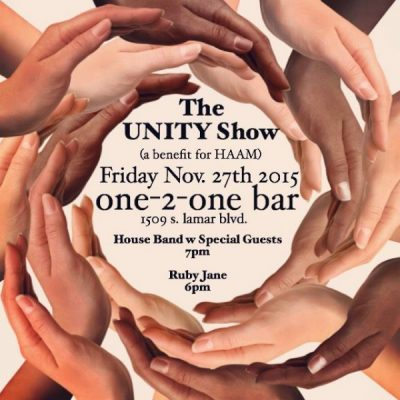 Graham Wilkinson's Unity Show Benefiting HAAM