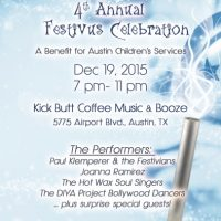 Paul Klemperer's 4th Annual Festivus Celebration