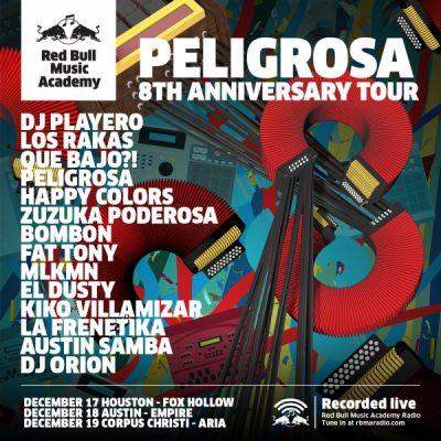 RBMA Presents: Peligrosa Eight-Year Anniversary Tour
