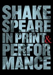 Shakespeare in Print and Performance Curator Tour