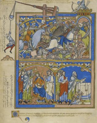 Perspectives Lecture Series: William Voelkle on The Crusader Bible