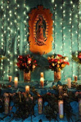 Virgen De Guadalupe Fiesta