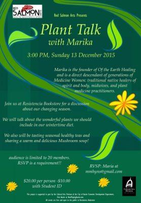Plant Talk with Marika