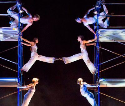 Blue Lapis Light Aerial Dance Classes